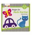 6 12 Aylık Bebeğim için Akıllı Kartlar Eolo Yayınları