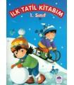 1. Sınıf İlk Tatil Kitabım Hikaye Kitabı Hediyeli Mor Şemsiye