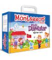 Minik Damlalar Eğitim Seti Montessori Damla Yayınları