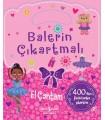Balerin Çıkartmalı El Çantam İş Bankası Kültür Yayınları