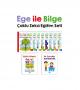 Düşler Yayıncılık Ege ile Bilge Çoklu Zeka Eğitim Seti (+4 Yaş)