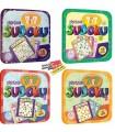 Dikkat Atölyesi 6 Yaş 7X7 Sudoku 4'lü Set
