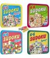 Dikkat Atölyesi 5 Yaş 6X6 Sudoku 4'lü Set