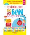Etkinliklerle Sağ Beyin Sol Beyin Geliştirme Seti  3/ 4 yaş Hayy Kitap